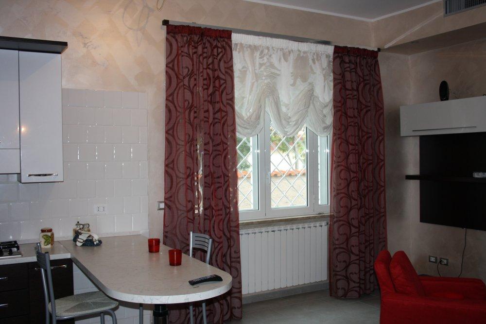 Tende da soggiorno con calate duylinh for tende da - Tende per sala da pranzo classica ...