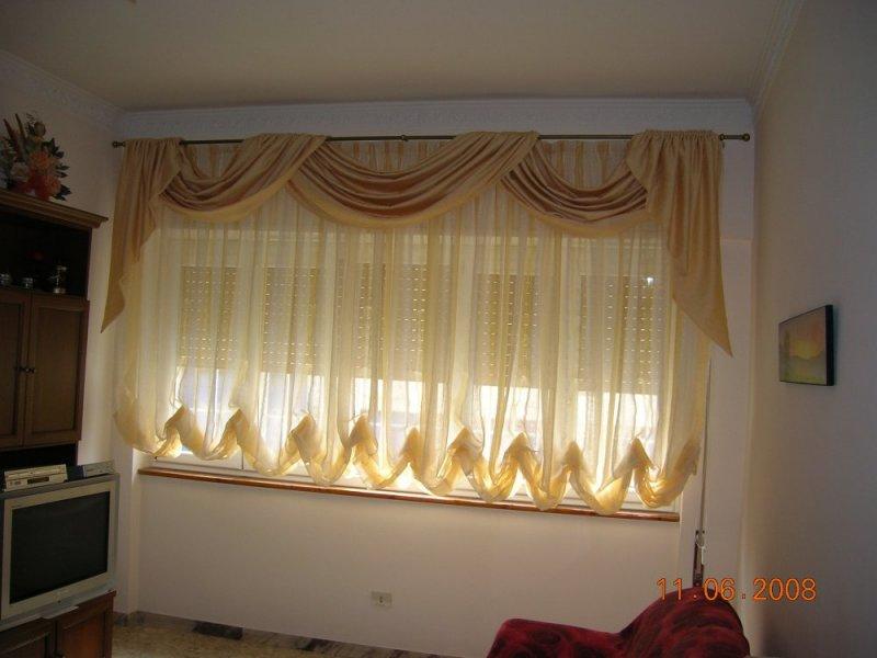 Tende classiche da interno mefi tende tecniche roma - Tende da finestra ...