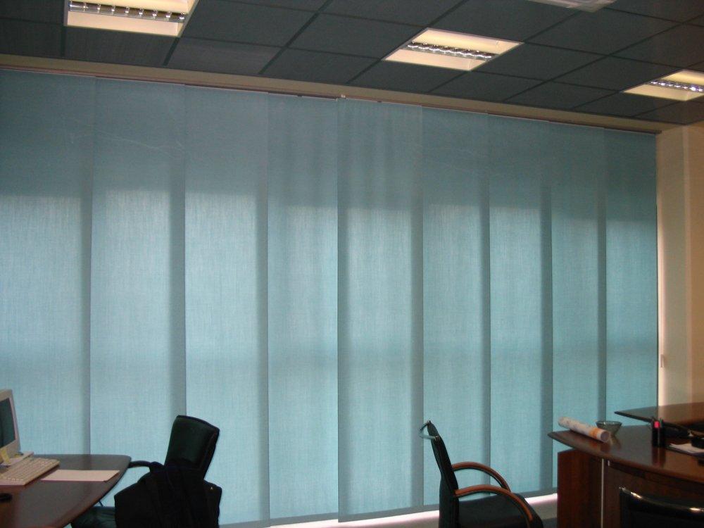 Tende Per Ufficio A Pannelli : Tende verticali mefi tende tecniche roma
