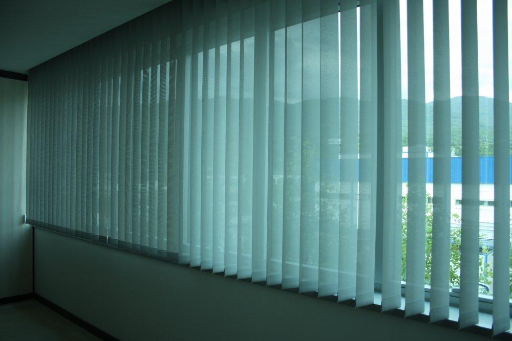 Tende Per Ufficio Orizzontali : Tende verticali tende da interno prodotti tende tecniche